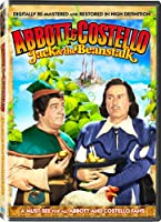 Jack & the Beanstalk / Abbott & Costello [DVD] [Import]