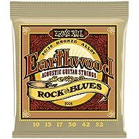 【正規品】 ERNIE BALL アコースティックギター弦 ブロンズ ロック&ブルース (10-52) 2008 Earthwood 80/20 Rock&Blues