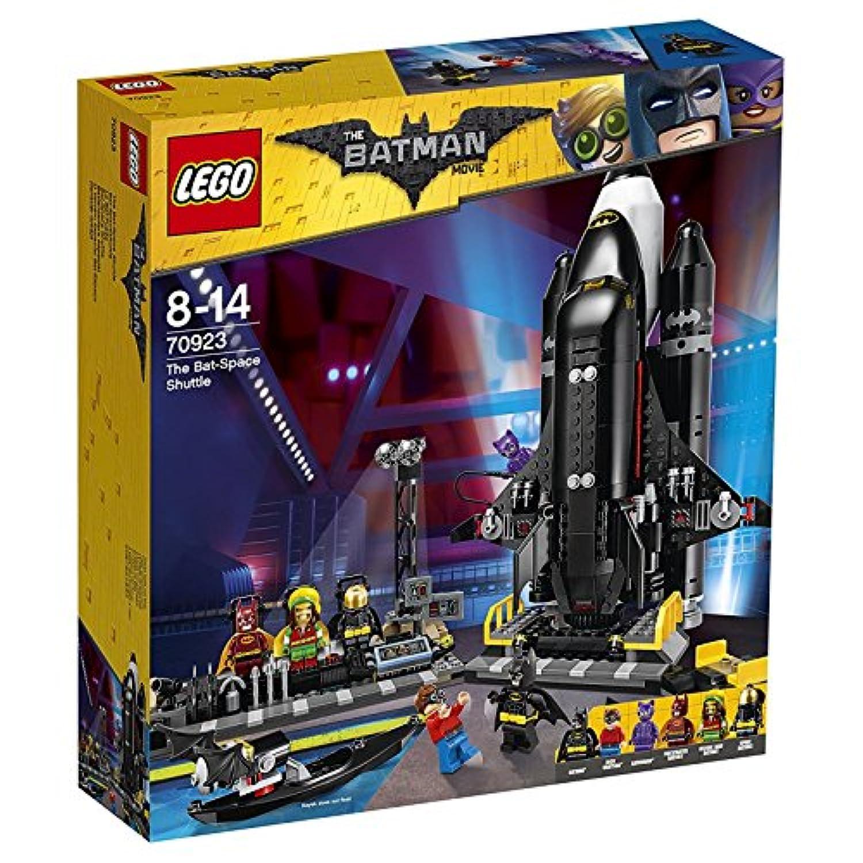 レゴ(LEGO) バットマンムービー バット?スペースシャトル 70923 [並行輸入品]