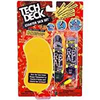 TECH DECK (テック デッキ) / STARTER SK8 SET VOL.1 / REAL 20062698
