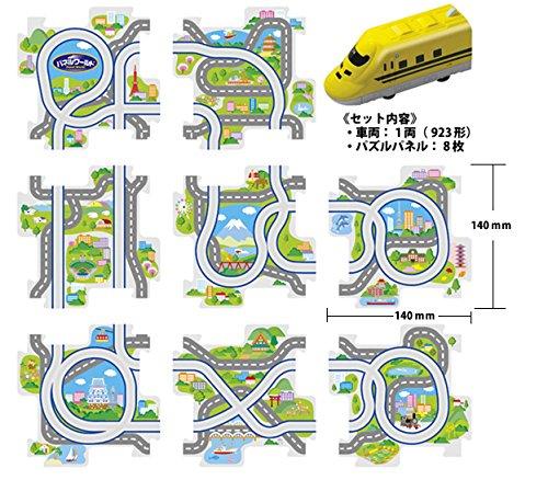 パネルワールド走る!新幹線923形電気軌道総合試験車