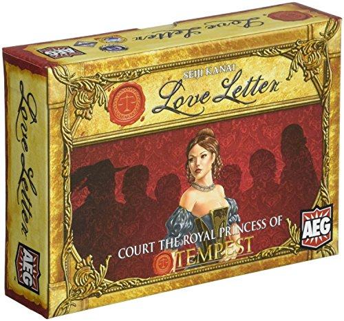 ラブレター (Love Letter) English edition [並行輸入品] カードゲーム