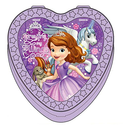 [해외]하트 케이스 세련된 세트 소피아 더 퍼스트/Heart case fashionable set small princess Sophia