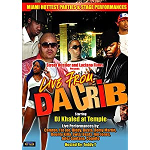 Live From Da Crib [DVD] [Import]