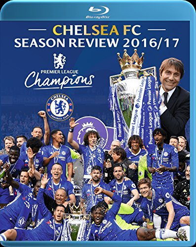 Chelsea Fc Season Review 2016 / 2017 [Blu-ray] [Import]