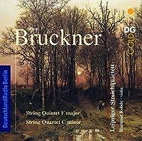 Bruckner: String Quintet F major/String Quartet C minor by Rohde (2005-04-26)