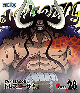 ONE PIECE ワンピース 17THシーズン ドレスローザ編 piece.28 [Blu-ray]