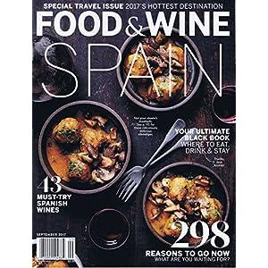 Food & Wine [US] September 2017 (単号)
