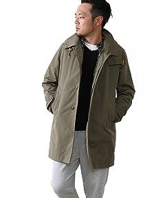 3-way Coat w/ Liner 7560-650-5063: Khaki Olive