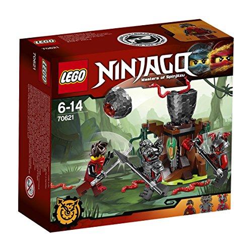 レゴ(LEGO) ニンジャゴー エッグボム・アタック 70621