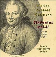 ガスマン:交響曲集第二巻 Gassmann Sinfonies vol. II
