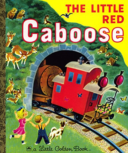 The Little Red Caboose (Little Golden Book)の詳細を見る