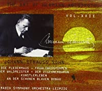 Art Of Abendroth Vol.22: Strauss - Overtures & Waltzes