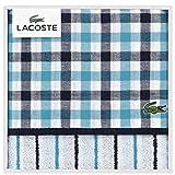 LACOSTE ラコステ タオル LライブN スポーツ B/ブルー LS15143