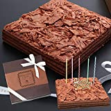 誕生日ケーキ バースデーケーキ チョコレートケーキ 冷蔵便[冷] ボヌール・カレ 誕生日 ケーキ ギフト チョコレート【13時までのご注文で即日出荷可能】