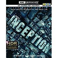 インセプション <4K ULTRA HD&ブルーレイセット>