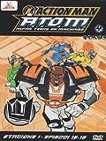 Action man - Atom - Alpha teens on machinesStagione01Volume04Episodi15-18 [Import italien]