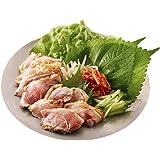 宮崎 妻地鶏ファーム 妻地鶏 たたきもも 200g(100g×2) もも肉 たたき