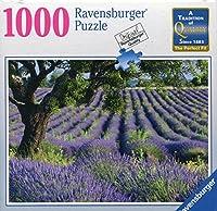 Ravensburgerラベンダーフィールドby Brian Jannsen 1000-pieceジグソーパズル