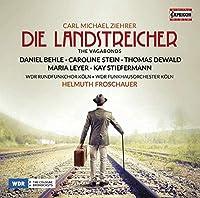 Ziehrer:The Vagabonds [Daniel Behle; Thomas Dewald; WDR Funkhausorchester Koln,Helmuth Froschauer] [CAPRICCIO: C5261] by Daniel Behle