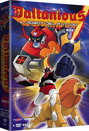 未来ロボ ダルタニアス コンプリート DVD-BOX1 (1-24話, 600分) 日本サンライズ アニメ [DVD] [Import] [PAL, 再生環境をご確認ください]