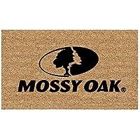 Mossy Oak Coir Door Mat Mat Floormat [並行輸入品]
