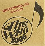 Live: Hollywood Ca 11/04/06