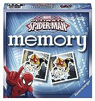 Ravensburger 22254 - Educational Game - Grand Memory Ultimate Spiderman