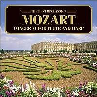 モーツァルト:フルートとハープのための協奏曲、フルート協奏曲