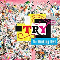 Night & Day♪The Winking OwlのCDジャケット
