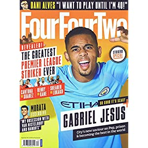 Four Four Two [UK] December 2017 (単号)