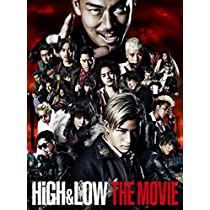 HiGH & LOW THE MOVIE(通常盤) [Blu-ray]