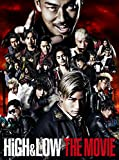 HiGH & LOW THE MOVIE(豪華盤)[RZBD-86247/8][DVD]