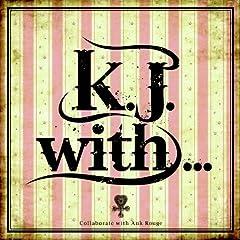 K.J.「君がいた冬 with Tiara」のジャケット画像