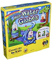Creativity for Kids Make Your Own Wee Water Globes Kit [並行輸入品]