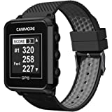 CANMORE TW-353 GPS Golf Watch - Key Course Data and Score Sheet on Your Wrist - 38,000+ Free Courses Worldwide and Growing -