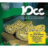 ライヴ・イン・コンサート(CD+DVD)