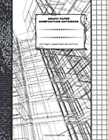"""Graph Paper Composition Notebook: 110 Pages 