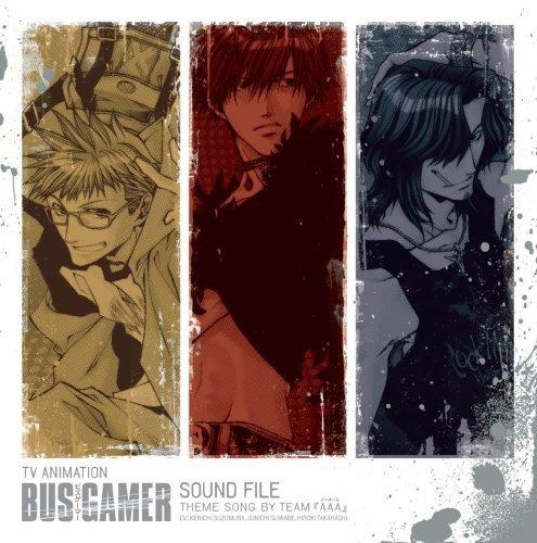 TVアニメーション『BUS GAMER』サウンドファイルの詳細を見る