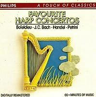 Favorite Harp Concerti