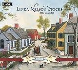 【LANG ラングカレンダー 2017】 LINDA NELSON STOCKS (1001924)