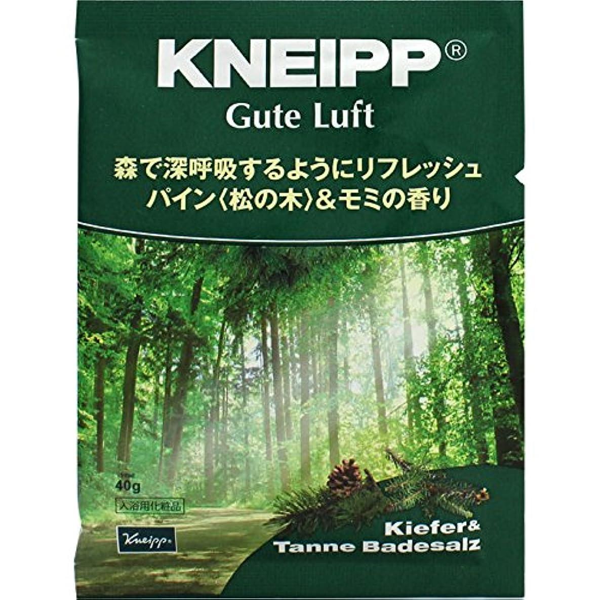 極小カメラ驚いたクナイプ?ジャパン クナイプ グーテルフト バスソルト パイン<松の木>&モミの香り 40g