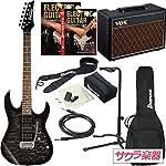 Ibanez アイバニーズ エレキギター GIO Ibanez GRX70QA/TKS ギター入門VOXアンプセット