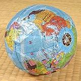 紙風船 地球儀