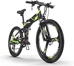 RICH BIT TP860電動自転車 折りたたみ 26インチ MTBマウンテンバイク 電動アシスト自転車 36V*7.8AH