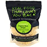 Honest to Goodness Organic Diced Bare Ginger, 300g