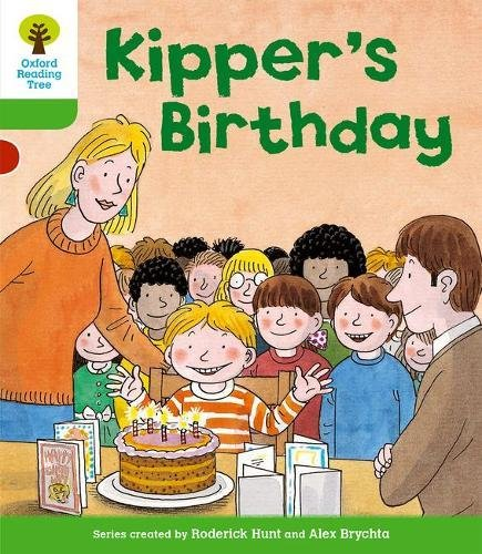 Oxford Reading Tree: Level 2: More Stories A: Kipper's Birthdayの詳細を見る