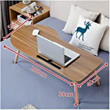 Portable Laptop Stand Foldable Desk, Days Overbed Table, For Gaming Sofa Bed Travel And Mobile Use Home Bedside Laptop Overbe