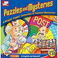 Junior Professor: Puzzles and Mysteries [並行輸入品]