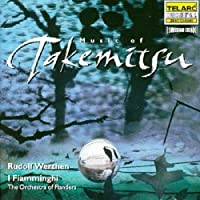 Music of Takemitsu: Music for Films